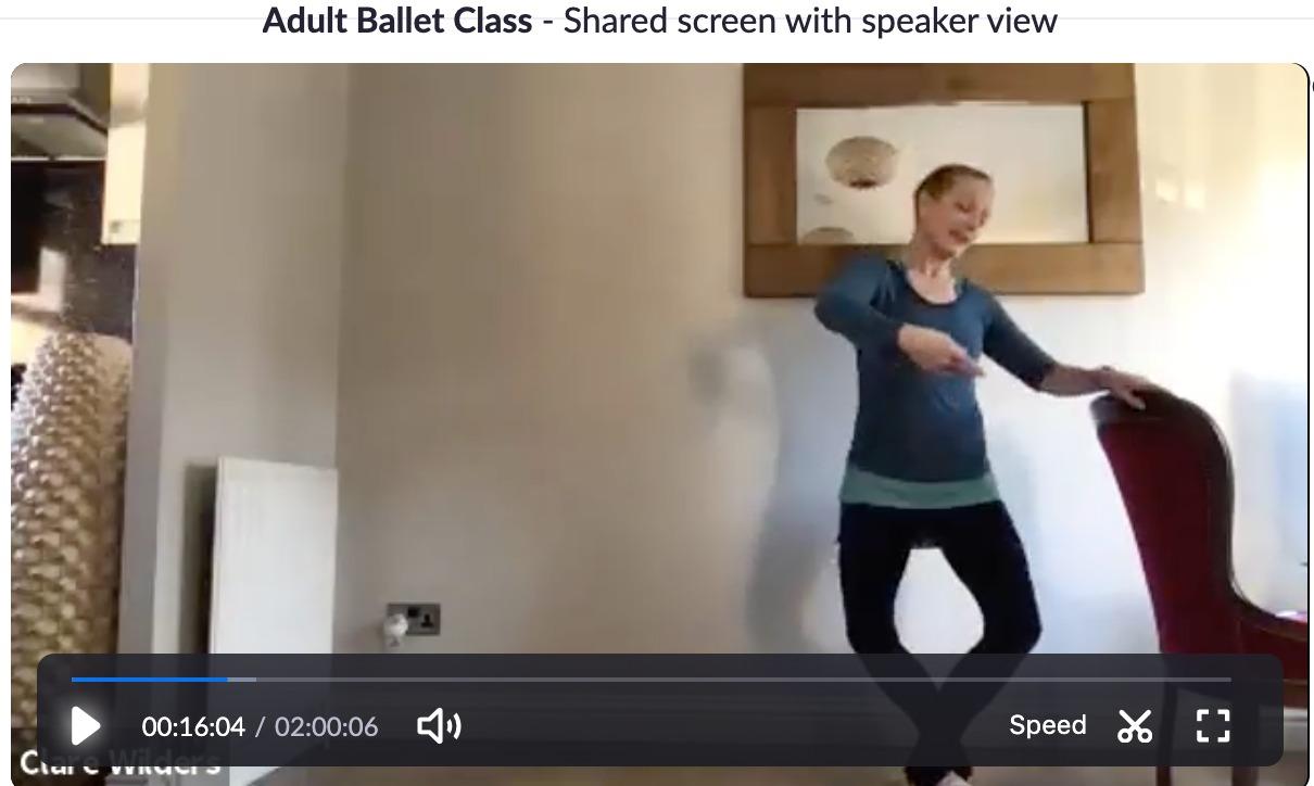 Clare Ballet Bridge Academy