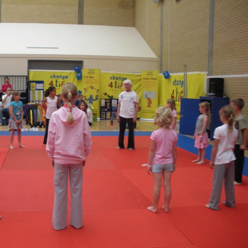 SQ Medway Park opening day dance workshop