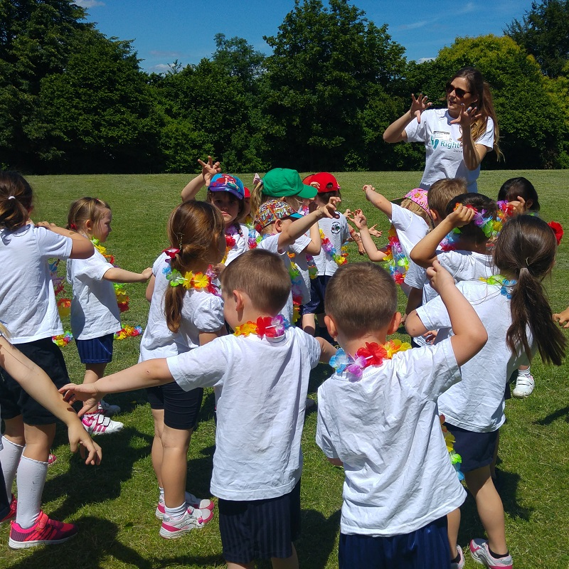 SQ Miers Court Reception cross curricular dance outdoors