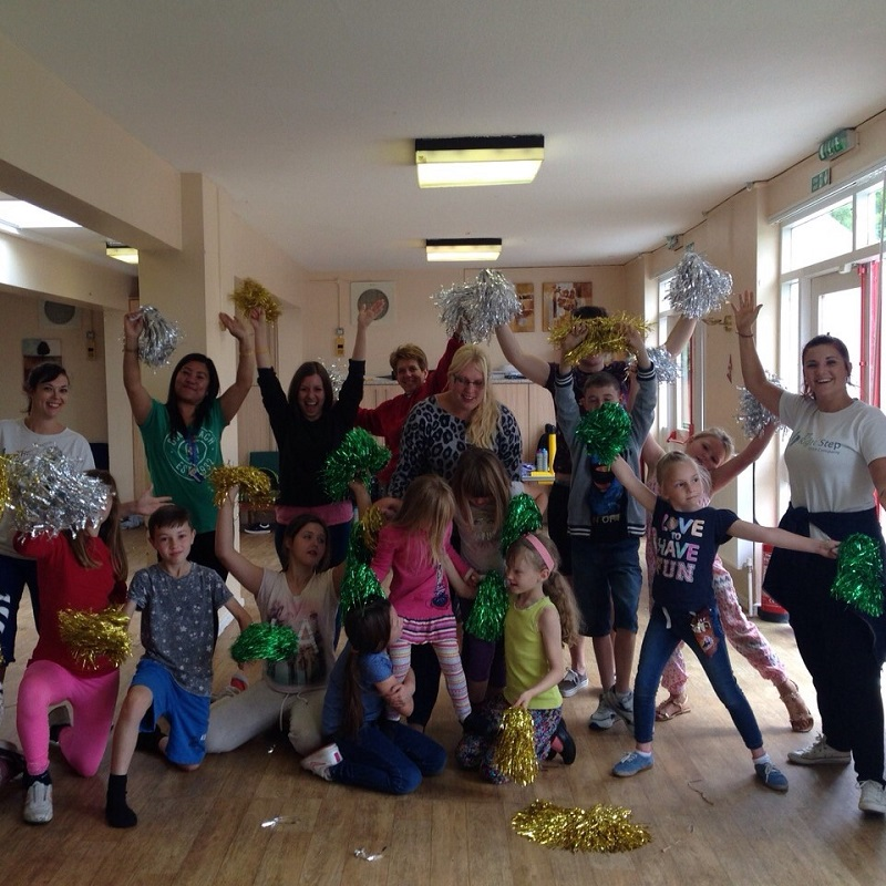 SQ Querns all 4 fun summer dance workshop youth group