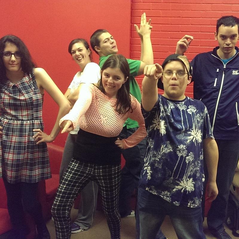 SQ Youth Club Inclusive Dance